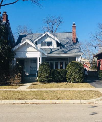 Ann Arbor Multi Family Home For Sale: 1232 White Street