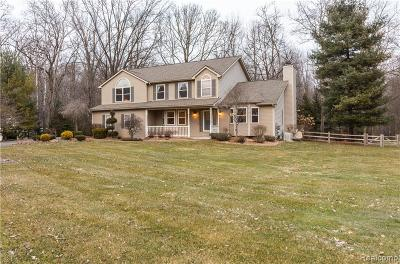 Oxford Single Family Home For Sale: 1847 High Pointe Drive