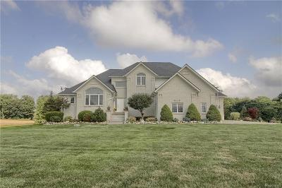 Bruce Twp Single Family Home For Sale: 78883 Pine Tree Ct.