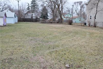 Clinton Twp Residential Lots & Land For Sale: 024 & 025 15 Mile Road