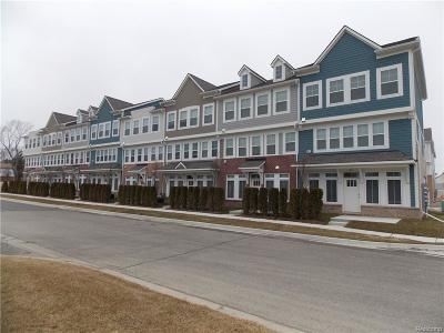 Troy Condo/Townhouse For Sale: 47 Kalter Drive