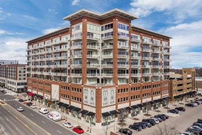 Royal Oak Condo/Townhouse For Sale: 350 N Main Street #514