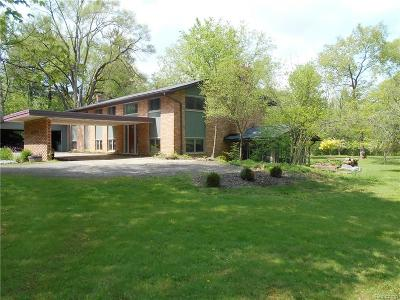 Bingham Farms Vlg Single Family Home For Sale: 32671 Bingham Lane