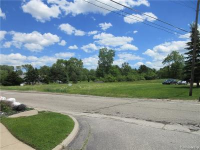 Clinton Twp Residential Lots & Land For Sale: 16900 Penrod