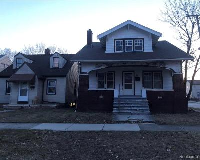 Dearborn Single Family Home For Sale: 6651 Orchard Avenue