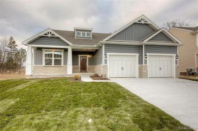 Single Family Home For Sale: Tbd McCully Lane (Home-Site 41)
