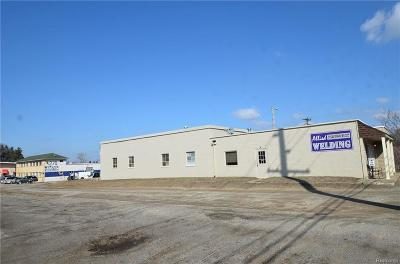 Commerce Twp Commercial For Sale: 4270 Haggerty