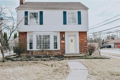 Southgate Single Family Home For Sale: 13365 Commonwealth Street