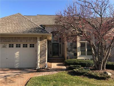 Plymouth Condo/Townhouse For Sale: 9404 High Pointe Court