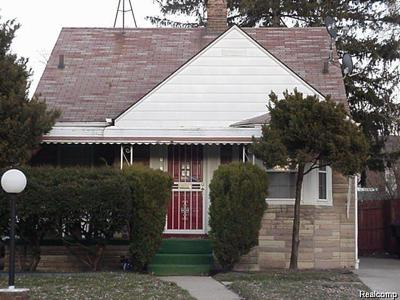 Detroit Single Family Home For Sale: 18292 Birwood St