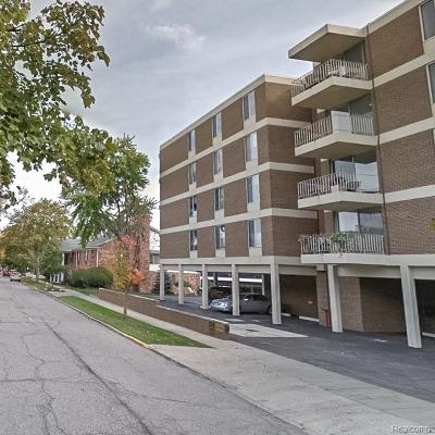 Birmingham MI Condo/Townhouse For Sale: $325,000