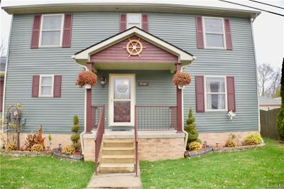 Brownstown, Brownstown Twp Single Family Home For Sale: 35187 Dern Drive