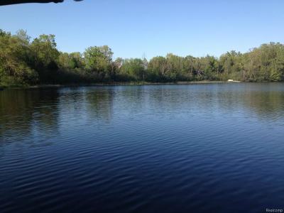 Livingston County Residential Lots & Land For Sale: Lot 12 Oak Shore