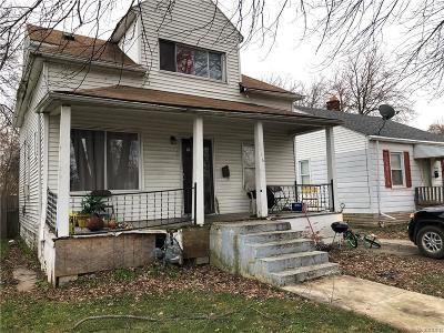 Detroit Single Family Home For Sale: 6406 Forrer Street