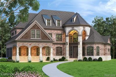Single Family Home For Sale: 40 Fieldstone Ridge
