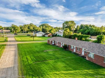 Canton, Canton Twp Multi Family Home For Sale: 44000-44050 Michigan Avenue
