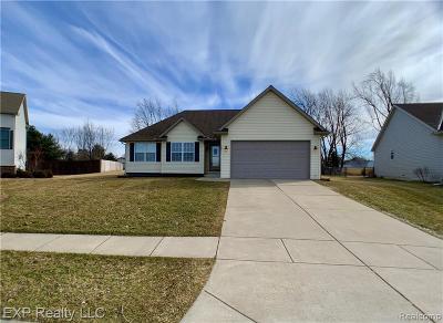 Single Family Home For Sale: 327 Cimarron Drive