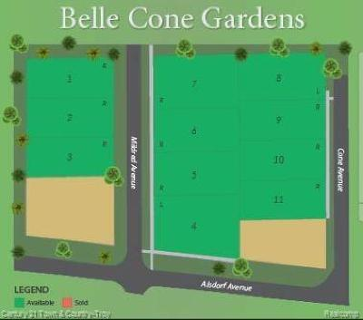 Rochester, Rochester Hills Residential Lots & Land For Sale: 02 Mildred Avenue