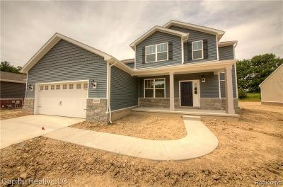 Single Family Home For Sale: Tbd McCully Lane (Home-Site 46)