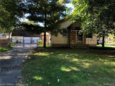 Livonia Rental For Rent: 20339 Parkville Street