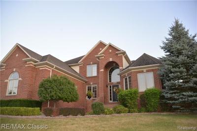 Washington Twp Single Family Home For Sale: 6372 Adams Drive