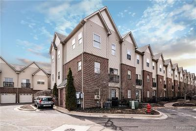 Brighton Condo/Townhouse For Sale: 143 S 2nd Street #32