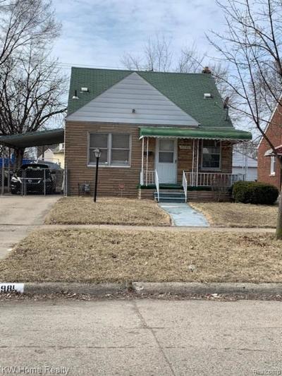 Detroit Single Family Home For Sale: 19981 Fleming Street