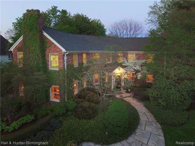 Birmingham Single Family Home For Sale: 820 Puritan Avenue