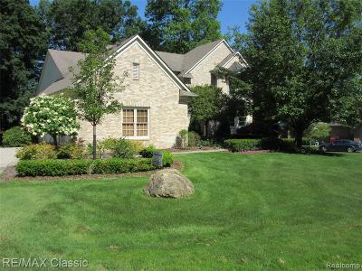 Milford Single Family Home For Sale: 1094 Winding Way