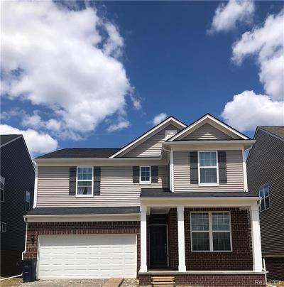 Ann Arbor Single Family Home For Sale: 2767 St. Regis Way