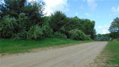 Brandon Twp Residential Lots & Land For Sale: Oakbrook Drive