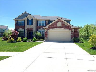 Canton, Canton Twp Single Family Home For Sale: 44345 Waynesboro Court