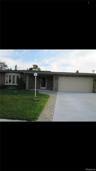 Dearborn Single Family Home For Sale: 27057 Havelock Drive