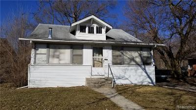 Ypsilanti Single Family Home For Sale: 516 1st Avenue