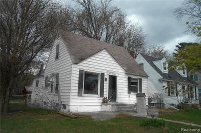 Royal Oak Single Family Home For Sale: 1138 Royal Avenue