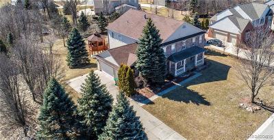 Rochester Single Family Home For Sale: 33 Oakbridge Drive