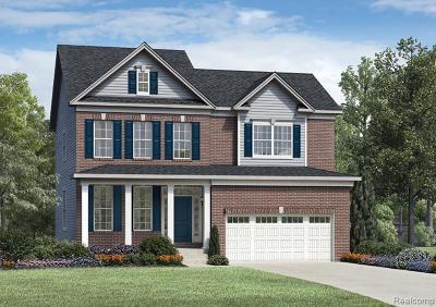 Ann Arbor Single Family Home For Sale: 6440 N Trailwoods Drive