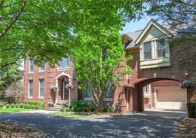 Birmingham Single Family Home For Sale: 1222 Fairfax Street