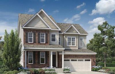 Ann Arbor Single Family Home For Sale: 6392 N Trailwoods Drive