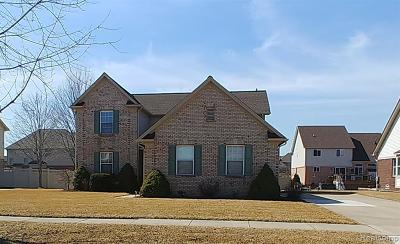 Brownstown, Brownstown Twp Single Family Home For Sale: 32644 Kelly Boulevard