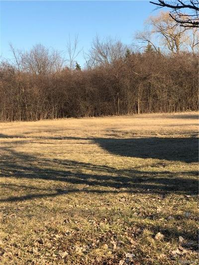 Southgate Residential Lots & Land For Sale: 16301 Dix Toledo Road