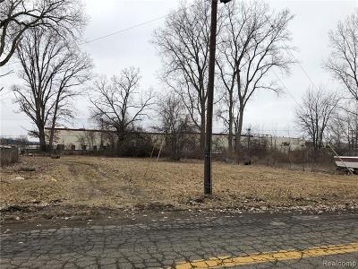 Romulus Residential Lots & Land For Sale: 1134 Hunt