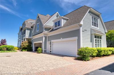 Petoskey MI Condo/Townhouse For Sale: $995,000