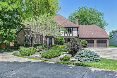 Linden Single Family Home For Sale: 319 E Rolston Road