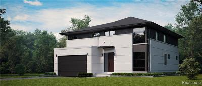 royal oak Single Family Home For Sale: 4112 Woodland Avenue