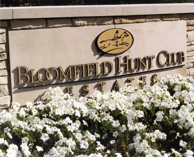 Bloomfield Hills Residential Lots & Land For Sale: 574 Chase
