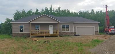 Single Family Home For Sale: Lot 1 Jacalyn Lane
