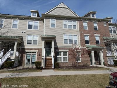Plymouth Condo/Townhouse For Sale: 368 Red Ryder Drive