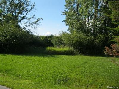 West Bloomfield Twp Residential Lots & Land For Sale: Gerundecut