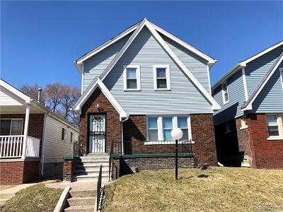 Hamtramck Single Family Home For Sale: 5059 Evaline Street